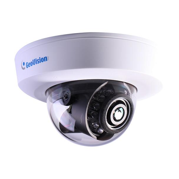Geovision GV-EFD4700-0F 4MP IR H.265 Indoor Mini Dome IP Security Camera 84-EFD4700-0010