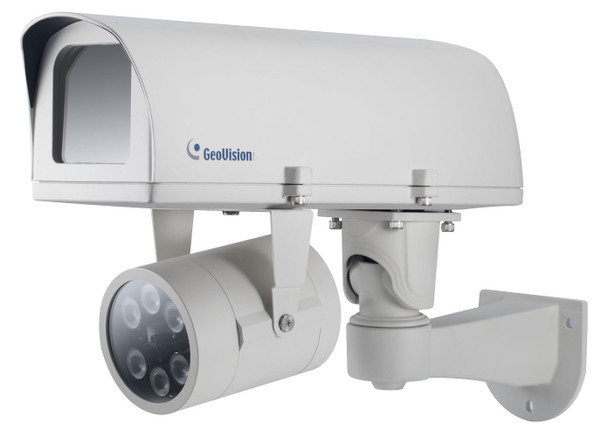 Geovision GV-Housing103 Outdoor Housing Box with IR LEDs 84-HOUG103-001U