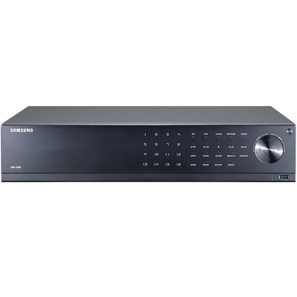 Samsung SRD-1685-2TB 16 Channel Analog HD Digital Video Recorder - 2TB HDD installed