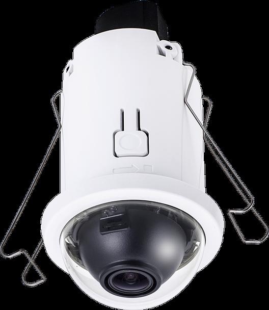 Vivotek FD816CA-HF2 2MP Dome Fixed Indoor IP Security Camera