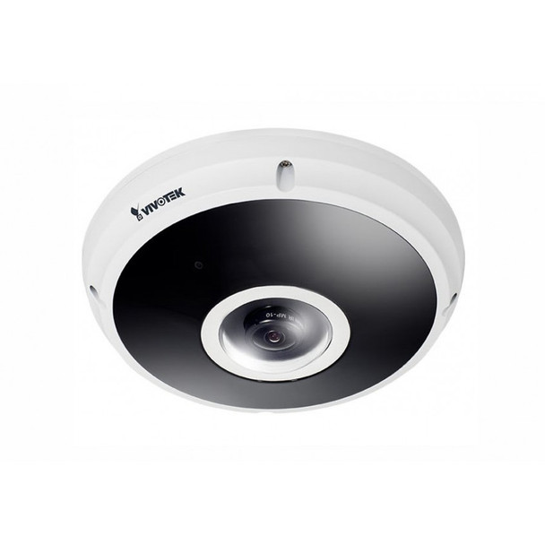 Vivotek FE9382-EHV 5MP Mobile Outdoor Fisheye Dome IP Security Camera