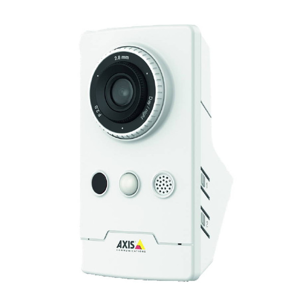 AXIS Companion Cube LW 2MP IR Wireless Indoor Cube IP Security Camera 0892-004
