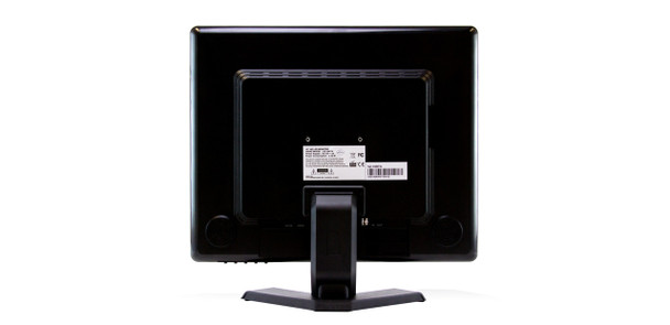 "ViewZ USA VZ-17RTN 17"" Black Flat Panel LED A Commercial-Grade Monitor"