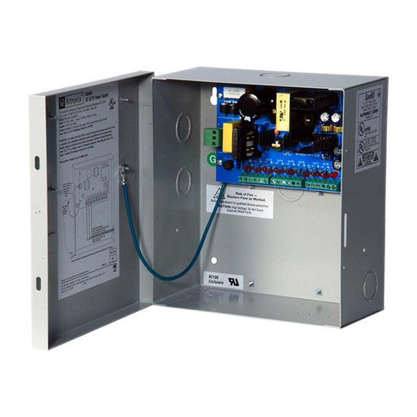 Altronix SAV9D 9 Class 2 Rated PTC Protected DC CCTV Power Supplies