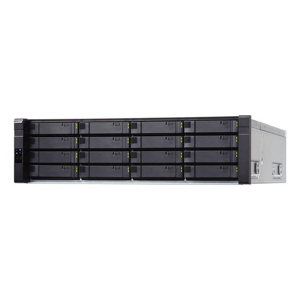 QNAP ES1640dc v2 16-Bay NAS Enclosure with Dual Active Controller