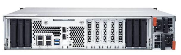 Qnap TES-1885U-D1531-128GR-US 12(+6) Bay NAS Server