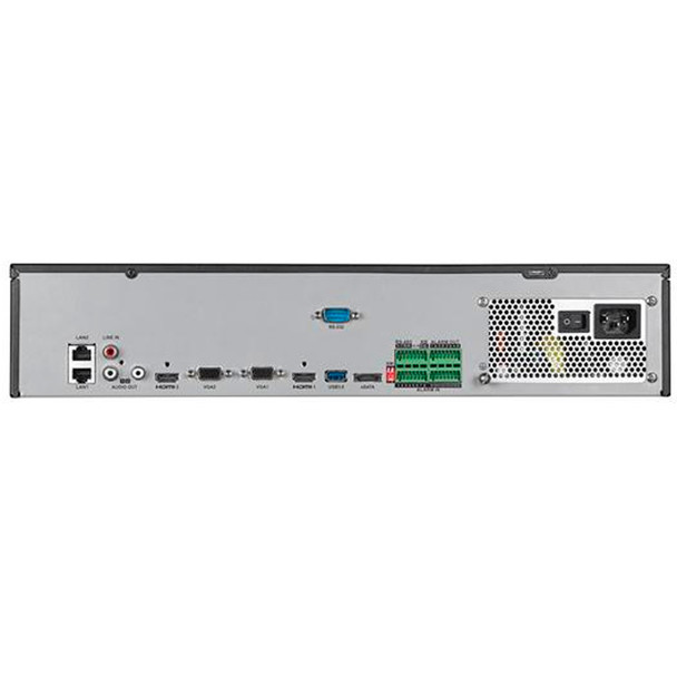 Hikvision DS-9664NI-I8-24TB 64 Channel Network Video Recorder - 24TB HDD included