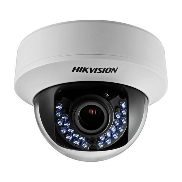 Hikvision DS-2CE56C5T-AVFIR 1MP Varifocal Indoor Dome CCTV Analog Security Camera