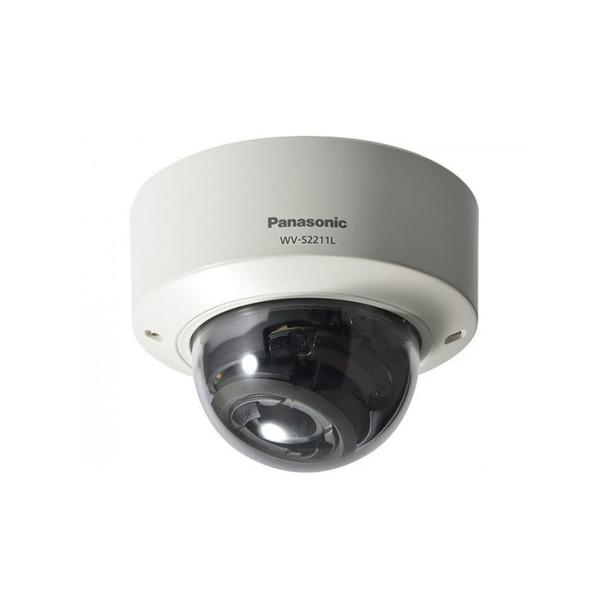 Panasonic WV-S2211L 2MP Dome Varifocal H265 Outdoor IP Security Camera