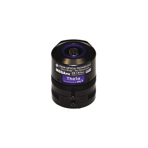 AXIS Theia Varifocal CS-Mount Ultra Wide Lens 1.8-3.0 mm 5503-161
