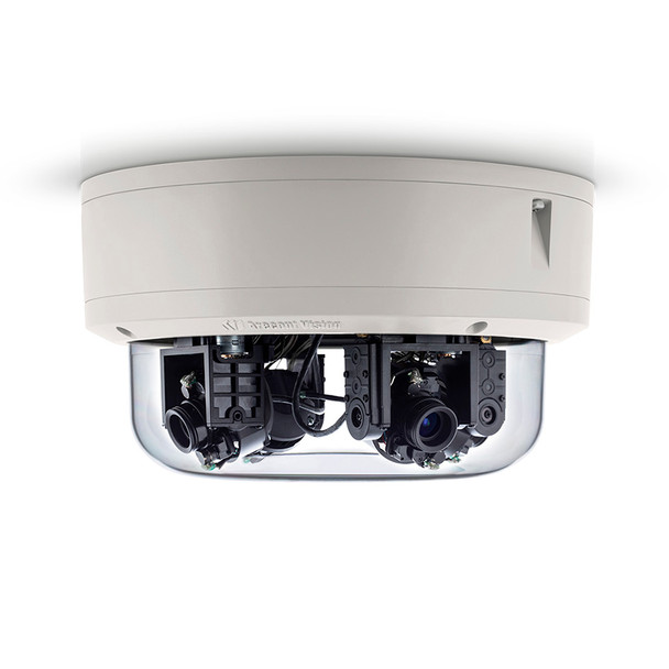 Arecont Vision AV12375RS 4x 3MP Outdoor Dome IP Security Camera - Made in USA