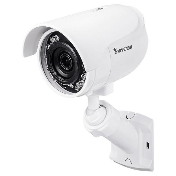 Vivotek IB8360-W 2MP IR Wireless Fixed Outdoor Mini Bullet IP Security Camera
