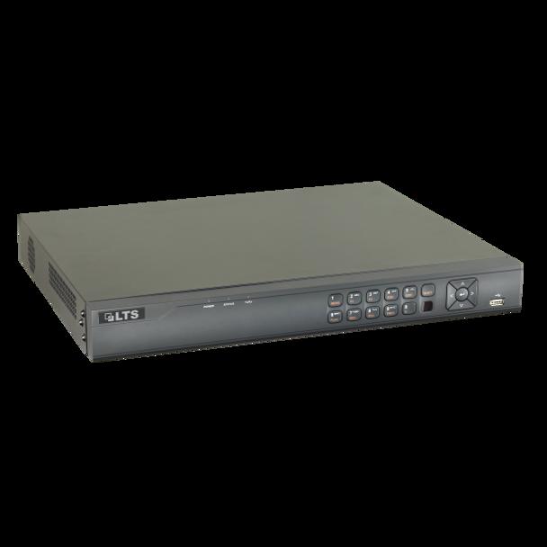 LTS LTD8508K-ST 8 Channel H.265+ HD-TVI 4.0 Digital Video Recorder