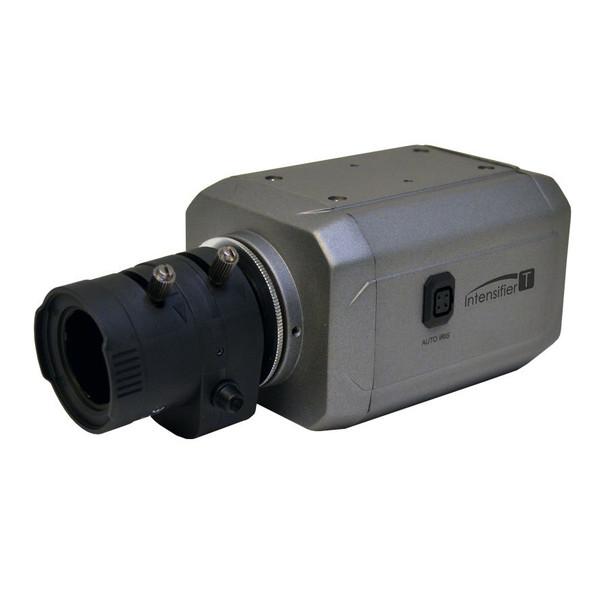 Speco HTINTT5T 2MP Indoor Box HD-TVI Security Camera - Dark Gray Housing, No Lens