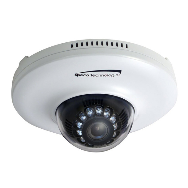 Speco O2DP9 2MP IR Indoor Mini Dome IP Security Camera