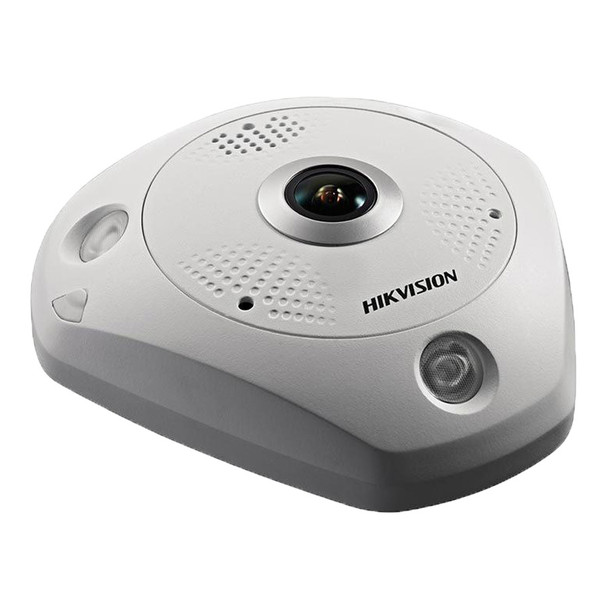 Hikvision DS-2CD6332FWD-IV 3MP Fixed Outdoor Fisheye IP Security Camera