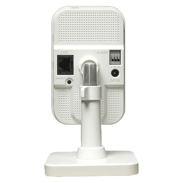 4.1 Megapixel InfraRed for Night Vision Indoor Wireless Cube Network (IP) Security Camera, H.264 Plus Compression, SD Card Support, Built-in Microphone, 2.8mm Fixed Lens, CMIP8942W-28WIFI