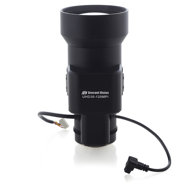 Arecont Vision UHD30-120MPI Ultra HD Megapixel 30~120mm Motorized C Mount CCTV Lens