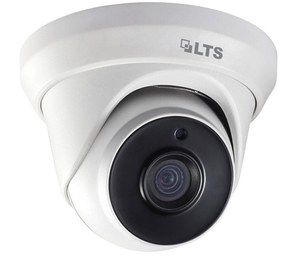 LTS CMHT1722WE-28 2.1MP IR Indoor/Outdoor Turret HD-TVI Security Camera