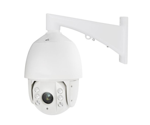 2.1 Megapixel InfraRed for Night Vision Outdoor PTZ Network (IP) Security Camera, Weatherproof, SD Card Support, 4.3~129mm Motorized (Automatic Zoom) Lens, PTZIP772X30NIR
