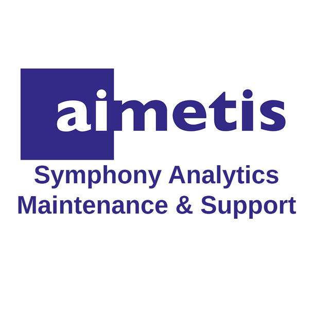 Senstar AIM-SYM7-VA-MS Maintenance & Support for Symphony Analytics V7