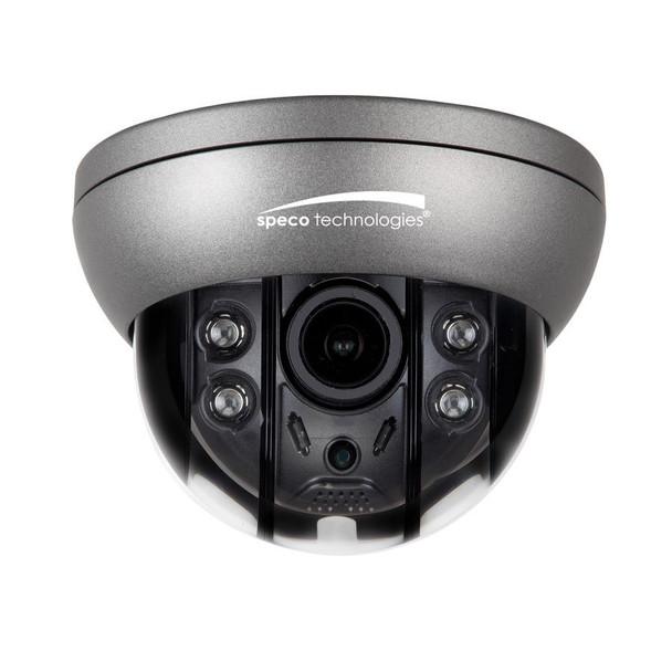 Speco O4FD5M 4MP H.265 Outdoor Dome IP Security Camera