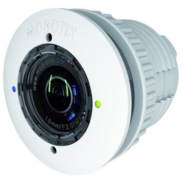 Mobotix MX-O-SMA-S-6N237 6MP BW Sensor Module Lens - B237, White
