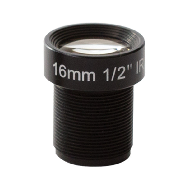 AXIS Optional M12 16 mm lens for AXIS Q6000-E PTZ Cameras, 5 Pcs - 5801-781