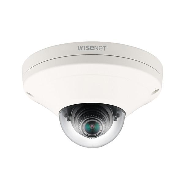 Samsung Hanwha XNV-6011 2MP H.265  Outdoor Compact Dome IP Security Camera