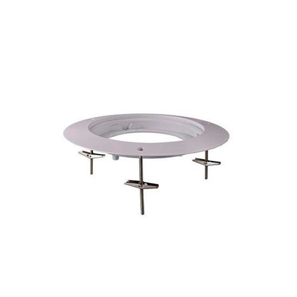 Hikvision RCM-2B In-ceiling Mounting Bracket for Dome Camera - Black