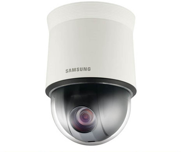 Samsung HCP-6320A 2MP Outdoor PTZ Dome HD CCTV Security Camera with 32x Optical Zoom