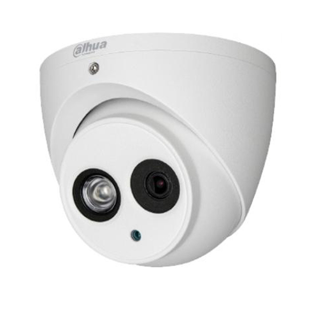 Dahua A21BG02 2MP IR Indoor/Outdoor Fixed Eyeball HD-CVI Security Camera