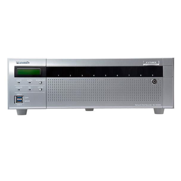 Panasonic WJ-NX400/3000T3 64 Channel H.265 Turbo-Raid Network Video Recorder - 3TB HDD included