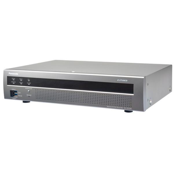 Panasonic WJ-NX200/4000T4 9 Channels H.265 Network Video Recorder