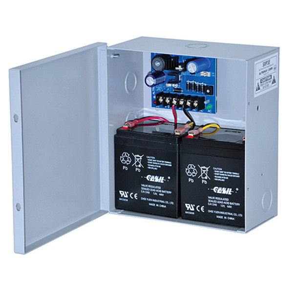 Altronix SMP3E Power Supply/Charger- 6VDC, 12VDC or 24VDC