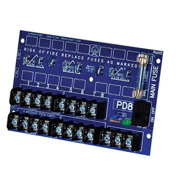 Altronix PD8CB 8 Output Power Distribution Module