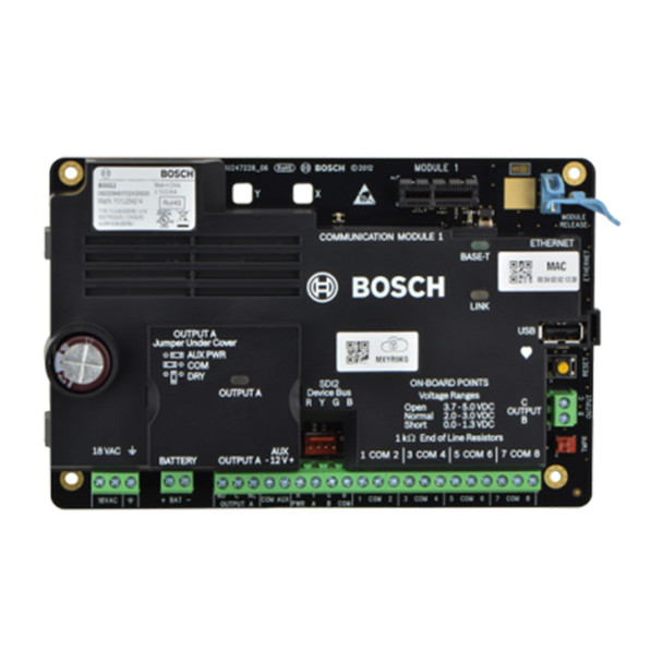Bosch B4512 IP Control Panel - 28 Points