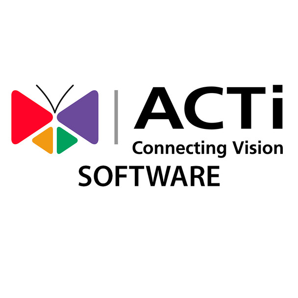 ACTi LNVR3001-00005 NVR 3 Enterprise 5 Channel Add-on Video Device License Software