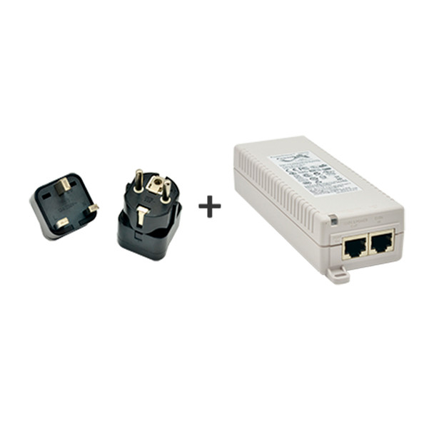 ACTi PPOE-0001 AC 100~240V PoE Injector with Universal Connectors