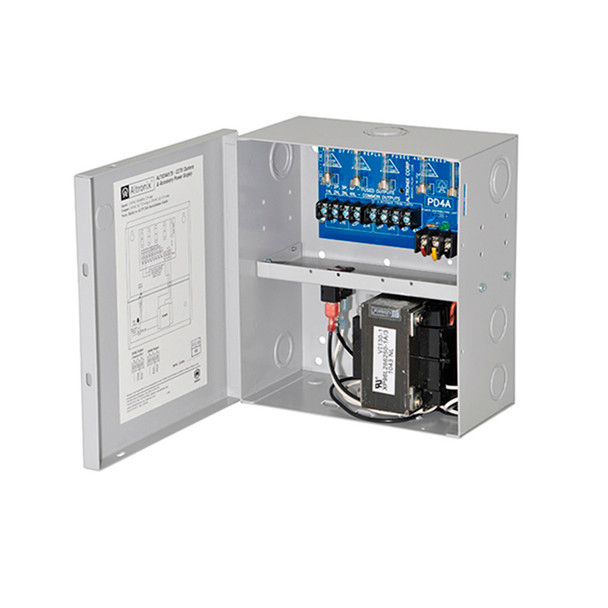 Altronix ALTV244175 4 Fused Outputs CCTV Power Supply