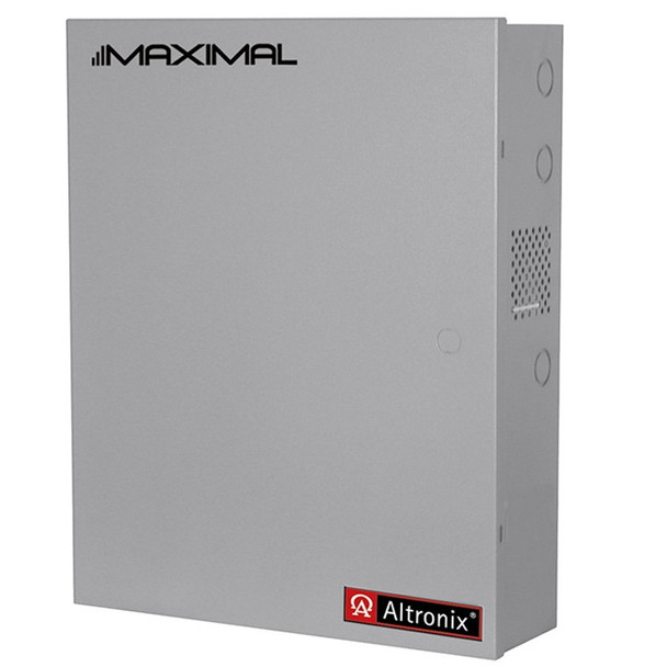 Altronix MAXIMAL11D Access Power Controller with Power Supply and Chargers