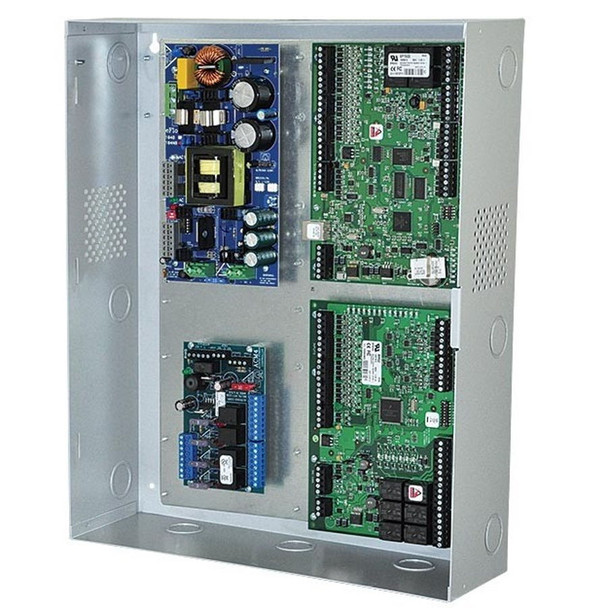 Altronix TROVE1M1 Access and Power Integration Kit with Enclosure and Mercury Backplane