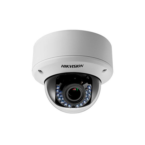Hikvision DS-2CE56D1T-AVPIR3 2MP IR Outdoor Dome HD-TVI Security Camera
