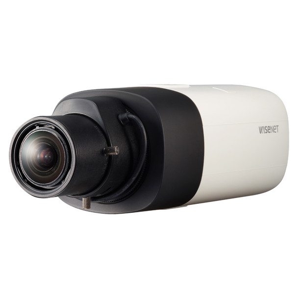 Samsung XNB-6005 2MP H.265 Indoor Box IP Security Camera - No Lens included