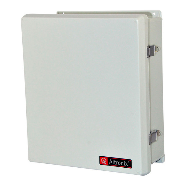 Altronix WP2 Outdoor Power Supply/Battery Enclosure