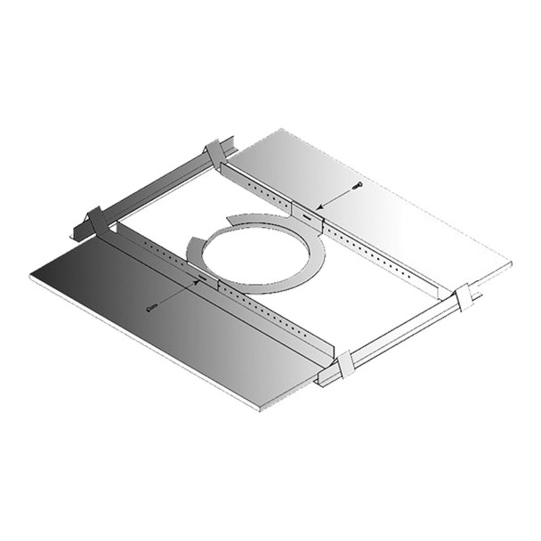 Bosch LM2-TB Tile Bridge for LC1 and LBC3951 - 10 Pack