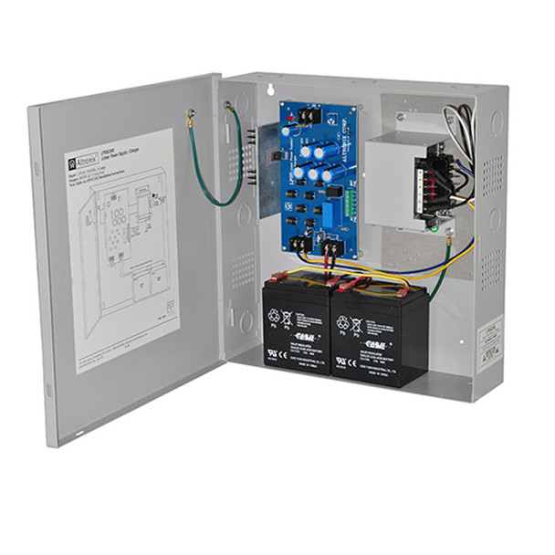 Altronix LPS5C24X Linear Power Supply/Charger