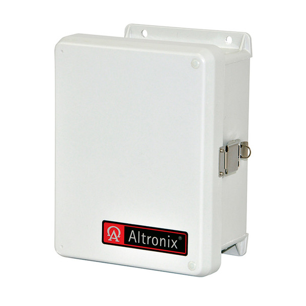 Altronix WP4 UL Listed Outdoor Power Supply/Battery Enclosure