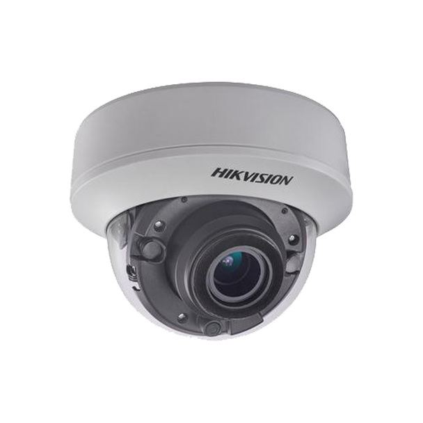 Hikvision DS-2CE56D7T-AITZ 2MP EXIR Indoor Dome HD-TVI Security Camera - Motorized VF