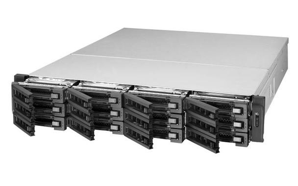 QNAP TS-EC1280U-E3-4GE-R2-US 12-Bay 10GbE iSCSI NAS